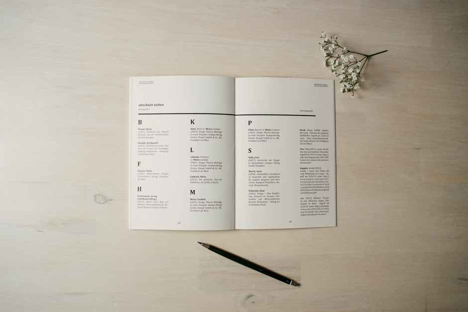 Luxese bis Obsoleszenz - Literaturverzeichnis